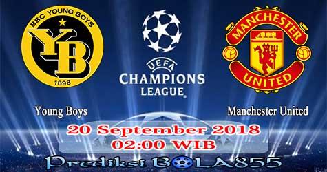Prediksi Bola855 Young Boys vs Manchester United 20 September 2018
