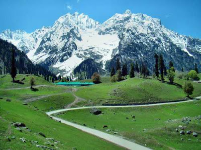 Baltal Valley