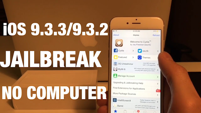 ios-9.3.3-jailbreak-1 How to Jailbreak Your iPhone on iOS 9.2 - 9.3.3 Without a Computer