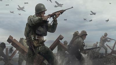 call of duty world war 2 برابط تورنت