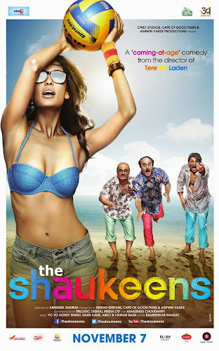 The Shaukeens (2014) Movie Poster No. 2