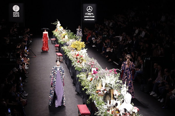 MBFWMadrid achieves an important qualitative leap  towards its internationalisation in its 69th edition