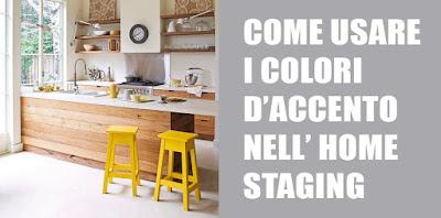 Come Usare I Colori D'Accento Nell' Home Staging