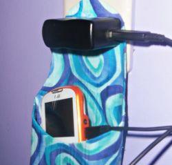 Cara Membuat Charge Holder Handphone dari Barang Bekas