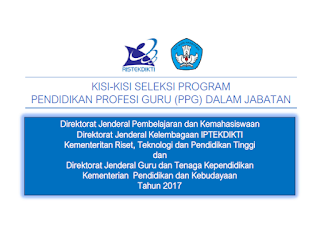 Kisi-kisi Soal PPGJ Kompetensi Profesional Terbaru