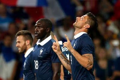 Prediksi Skor Prancis Vs Kamerun 31 Mei 2016 Friendlies