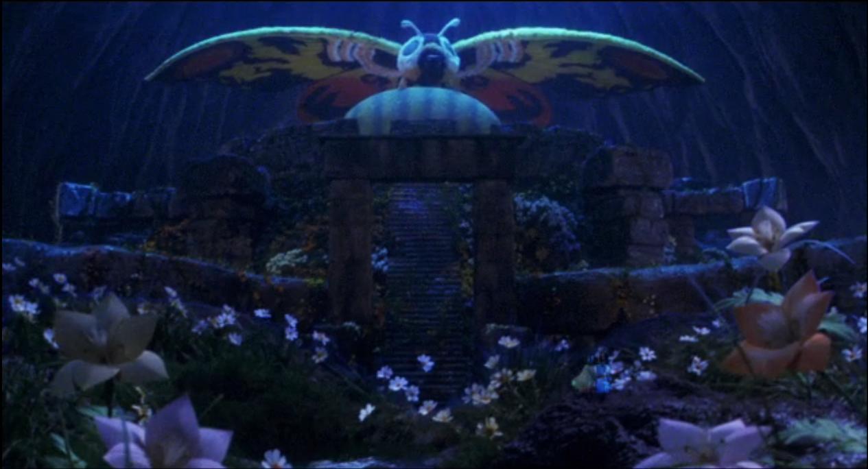 Mondo Bizarro Kaiju Chronology Rebirth Of Mothra