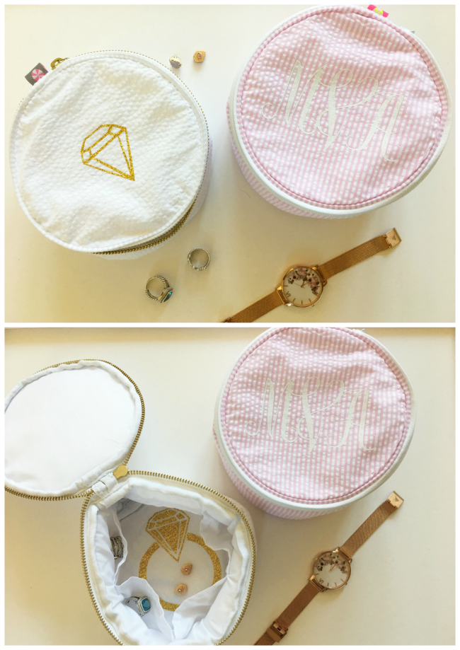 blanks, heat transfer vinyl, htv, jewelry bag, christmas blanks
