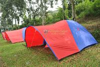 tempat camping ground puncak