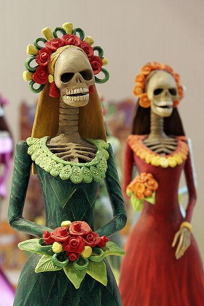 Miss Vixen S Vanity Dia De Los Muertos And Calavera De