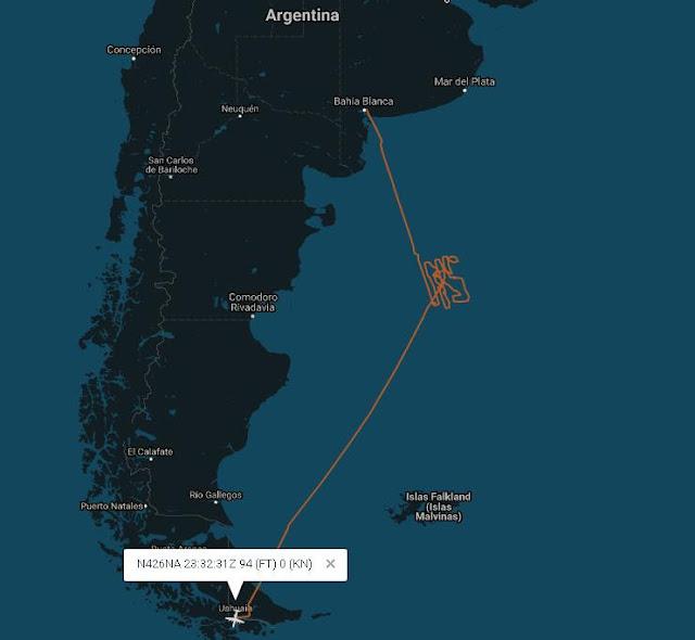 19-NOV-23.00hs Gacetilla de prensa operaciones de búsqueda y rescate del submarino ARA  SAN JUAN