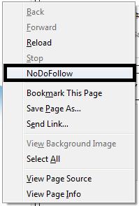 Cara mengetahui dofollow atau tidaknya sebuah blog
