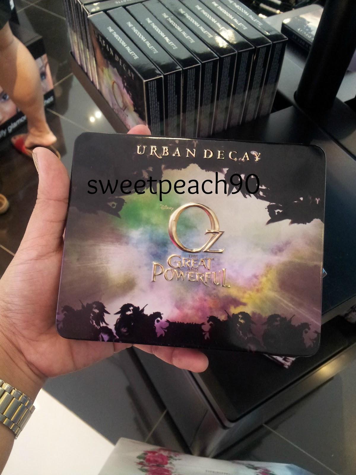 Sweet Peach: [TRAVEL] Singapore Beauty Treasure