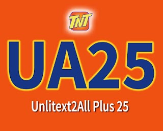 TNT UA25 – 3 Days Unlitext to all Networks Promo + 60 Mins. Call