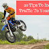20 Short Tips To Increase Your Website Traffic