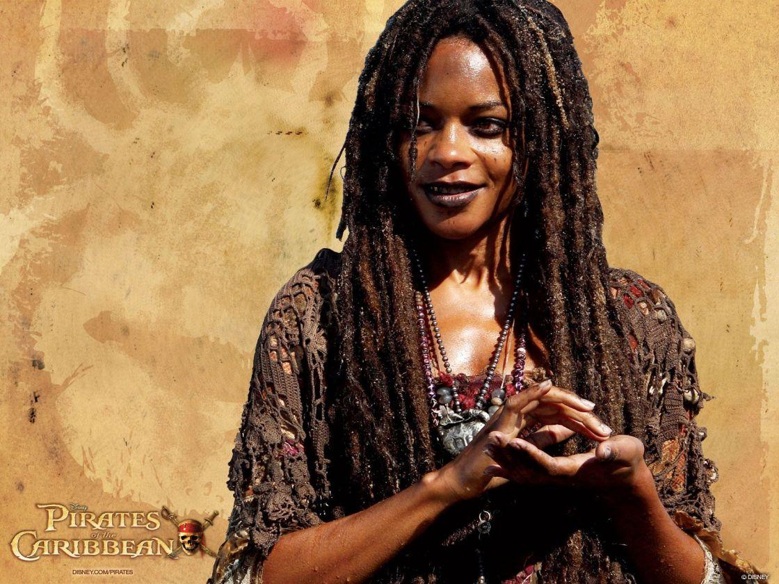 Caribbean Voodoo: Naomie Harris: Happy Halloween To All Naomie Fans