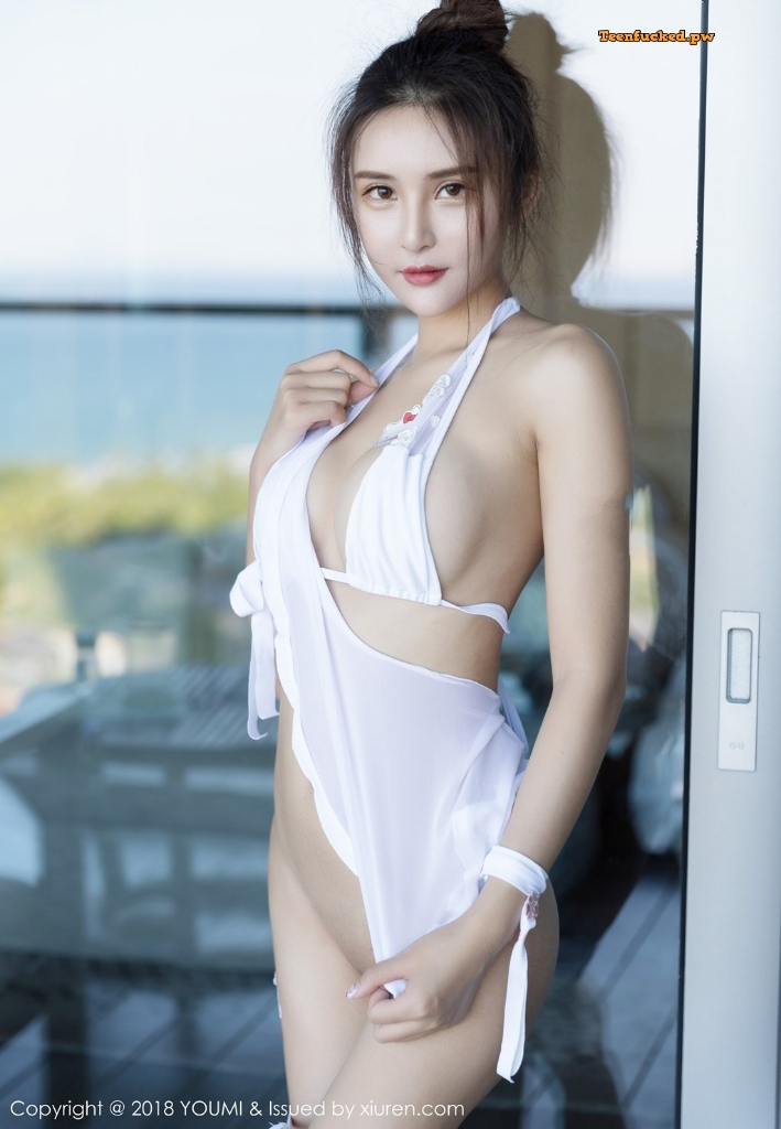 YouMi Vol.224 SOLO MrCong.com 037 wm - YouMi Vol.224: Người mẫu SOLO-尹菲
