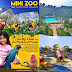 Wisata Kebun Binatang Mini di Kampung Gajah Wonderland