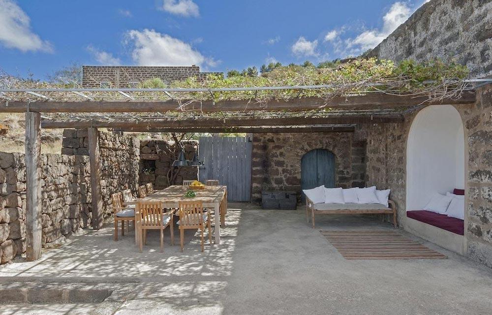 Relax a pantelleria blog di arredamento e interni for Planimetrie della casa estiva