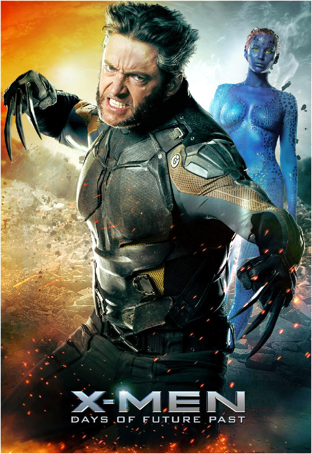 X-Men Days of Future Past (2014) Full Movie Free Dowmload ...