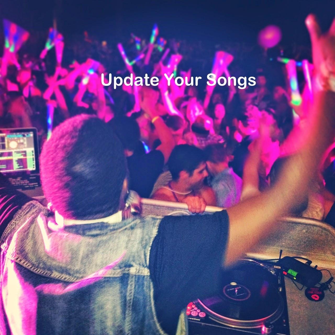 Punya lagu baru itu bikin DJ semangat main