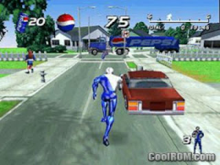 Pepsi Man Game For PC Full Version Free Download