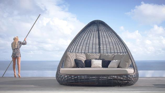Furniture Outdoor Design Daybeds Skyline ~ Furniture Interiors