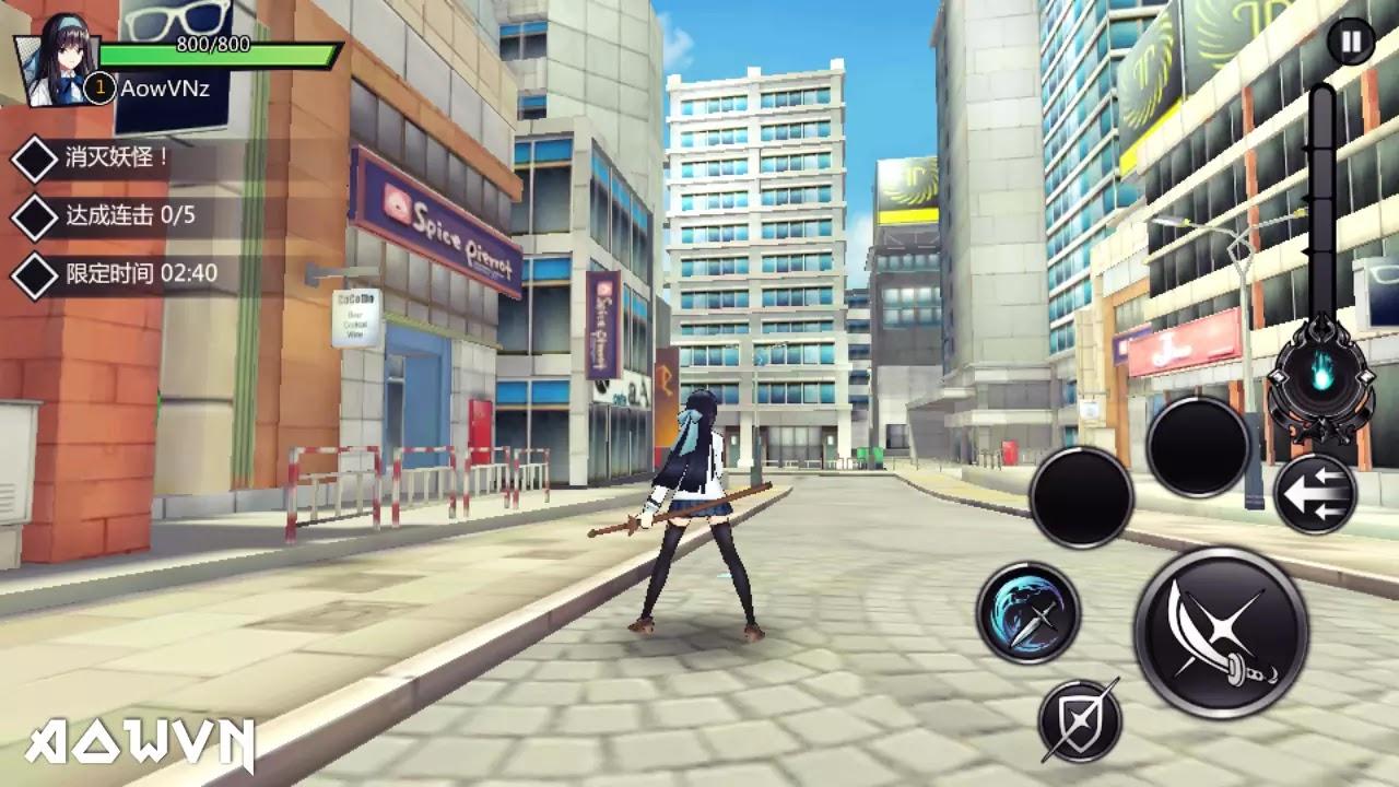 AowVN%2B%252810%2529 - [ ONLINE ] Extradimensional War Kyi | Android & IOS - Game anime chặt chém cực hay + Update cách đăng kí game