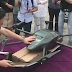 Eerste pakketbezorging per drone in China
