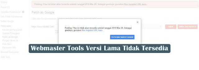 Begini ! Cara Submit Url Artikel Ke Google Webmaster Versi Terbaru Agar Langsung Terindex