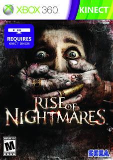 Rise of Nightmares (X-BOX360) 2011