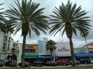 Downtown en Daytona