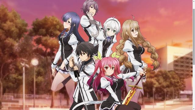 Synopsis Anime Rakudai Kishi no Cavalry