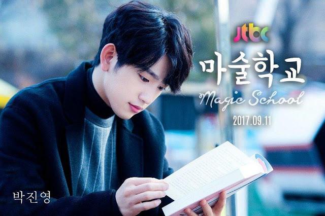 Sinopsis Drama Korea Magic School Episode 1-20 (Tamat)