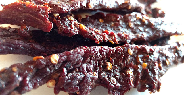 hot cowgirl jerky