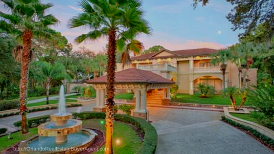 Luxury Homes for Sale in Orlando FL