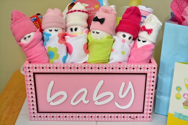 Bebezinhos de Fralda, decor criativa DIY!