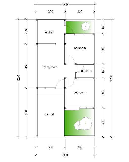 layout of home image 21
