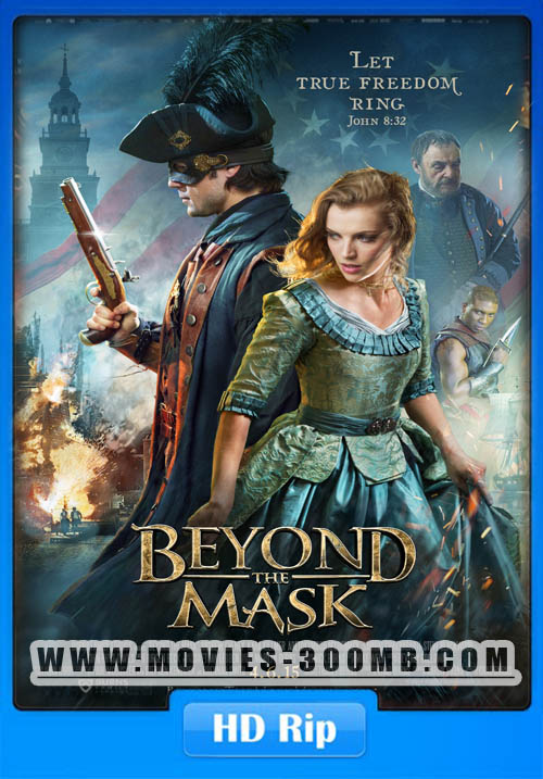 Beyond the Mask 2015 HDRIp 480p 300MB Poster
