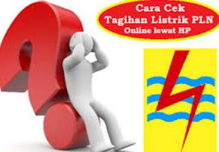 Cara Cek dan Bayar Tagihan Listrik PLN Pascabayar di Morena Pulsa