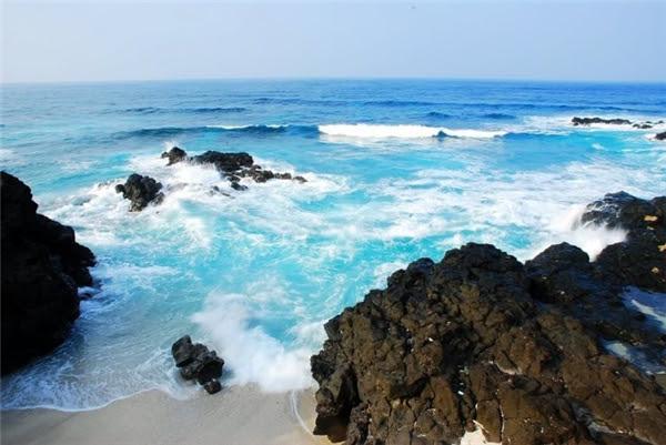 Những bãi biển đẹp đến khó cưỡng.
