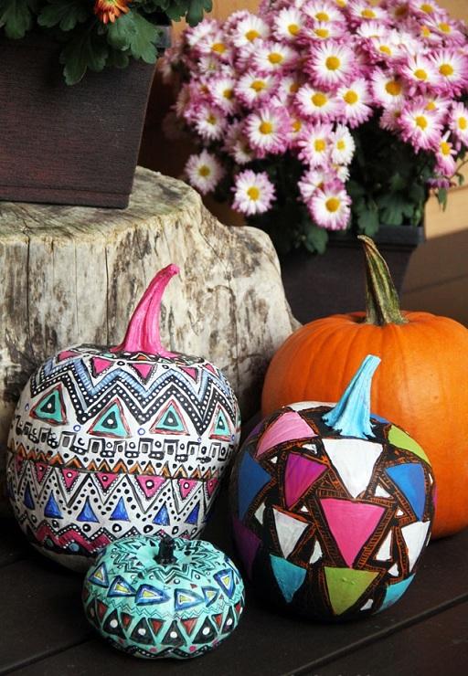belladonna pumpkin painting. Black Bedroom Furniture Sets. Home Design Ideas