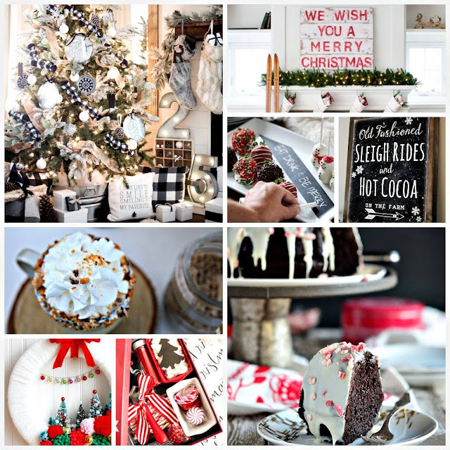 Thrifty Blogs On Home Decor: 20 Free Christmas Printables To Deck Your Halls!