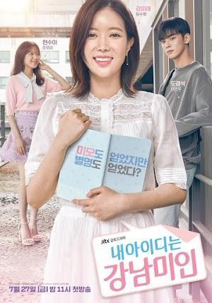 Sinopsis & Pemain Drama My ID Gangnam Beauty (Drama Korea JTBC 2018 & Transtv 2019)