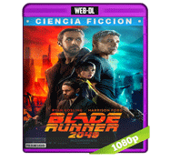 Blade Runner 2049 (2017) Web-DL 1080p Audio Dual Latino/Ingles 5.1
