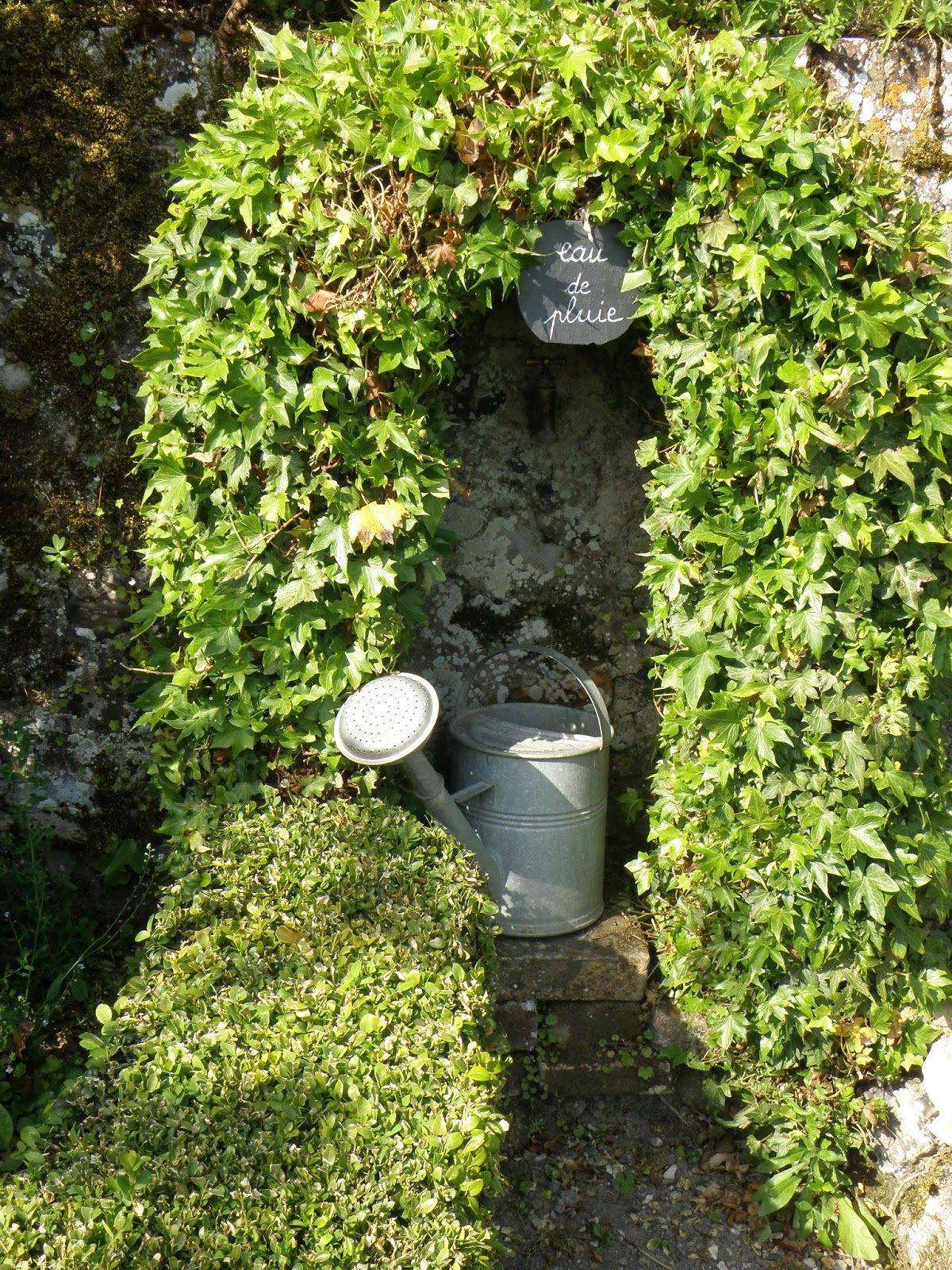 Le jardin d 39 h l ne l 39 herbarium de saint valery - Porte a claire voie ...