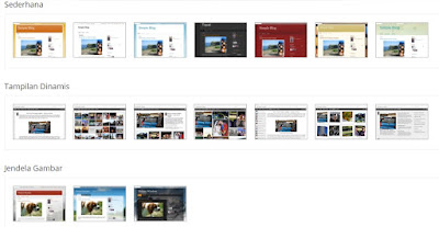 Template atau tema ialah hal yang cukup penting untuk sebuah website atau blog Cara Mengganti Templates Blogger