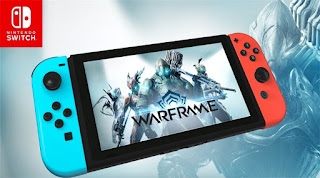 Warframe - Game será lançado para Nintendo Switch