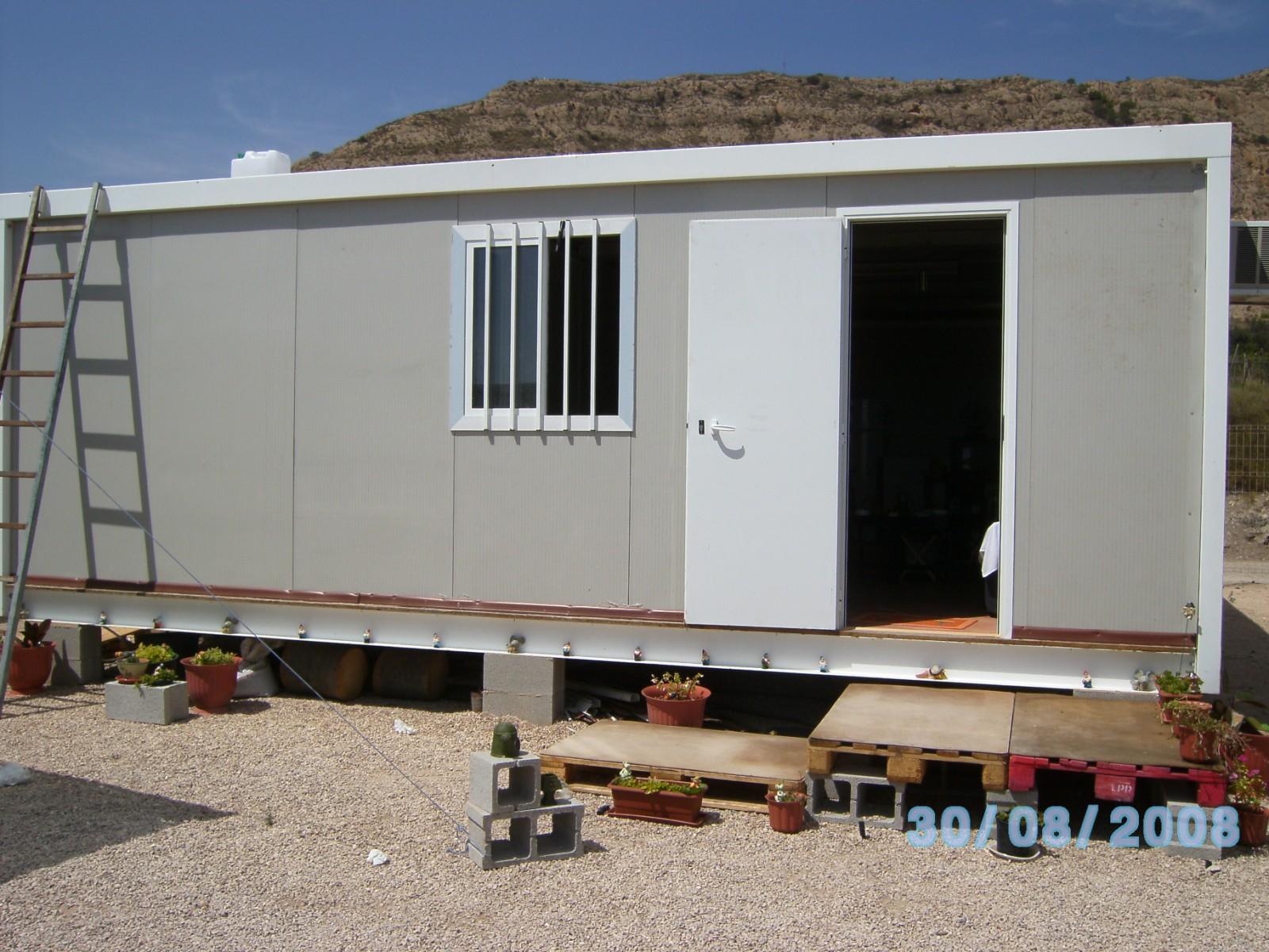 Casas modulares prefabricadas de segunda mano casita de campo modular - Milanuncios com casas ...