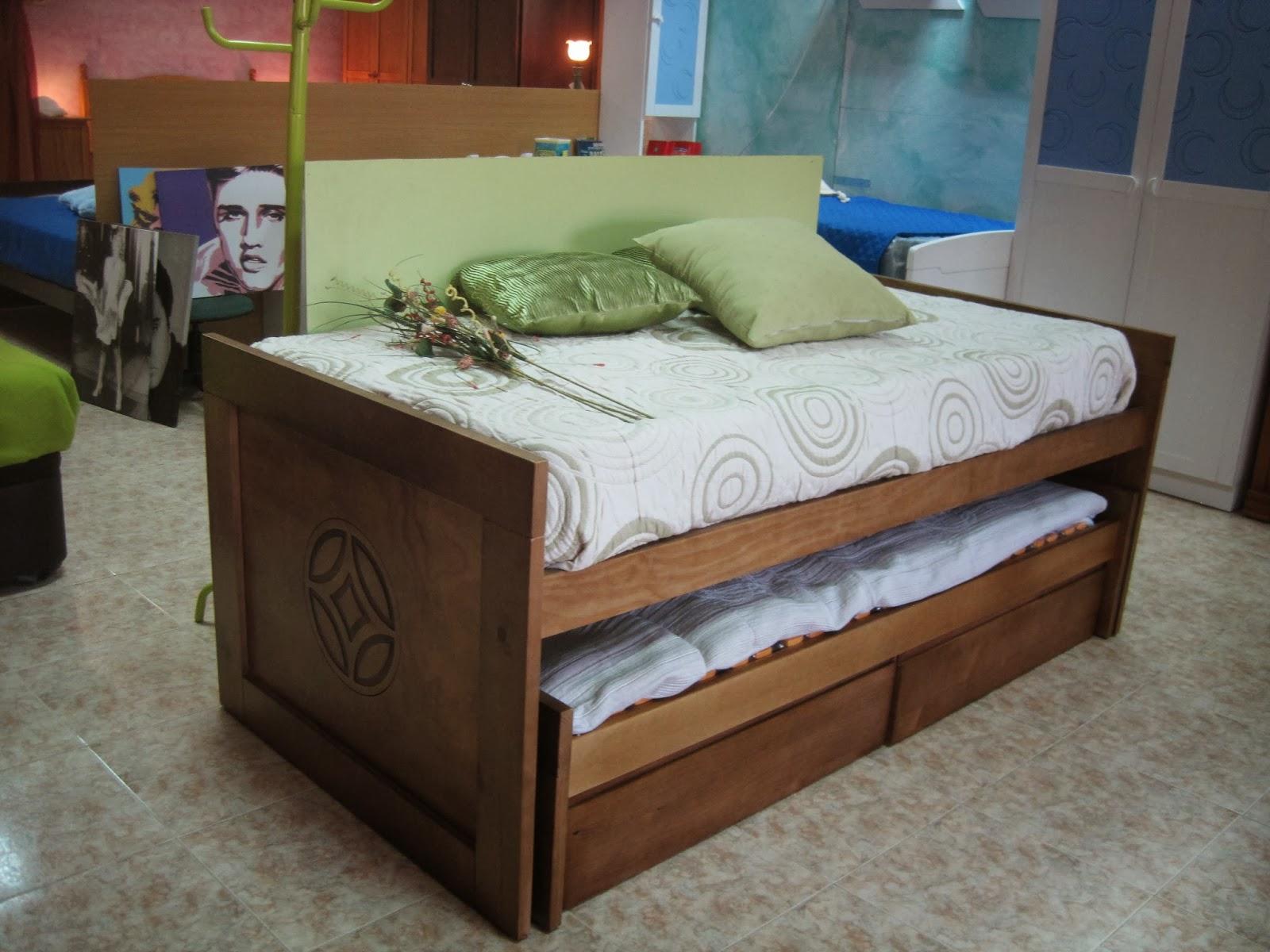 Muebles arcecoll compartir dormitorio for Precio de cama nido